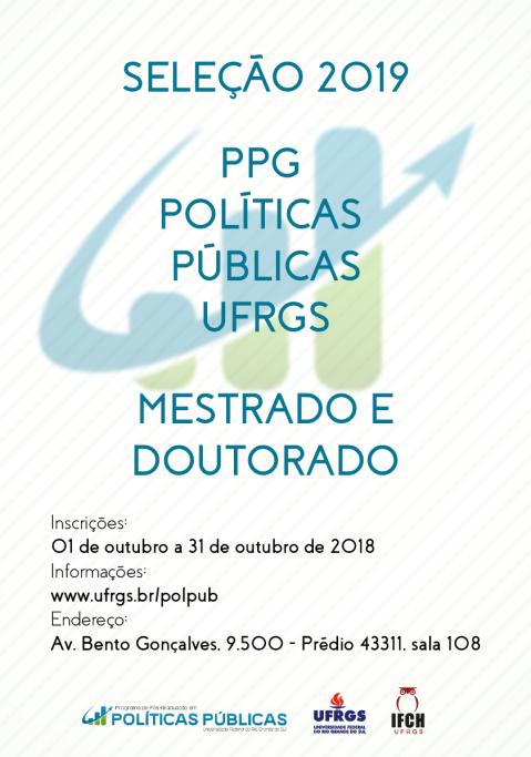 Cartaz PPGPP